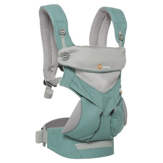 Ergo Baby 360 Carrier Kanguru Cool Air Andromeda
