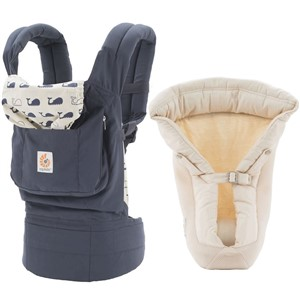 Ergo Baby 0+ Carrier Kanguru Set