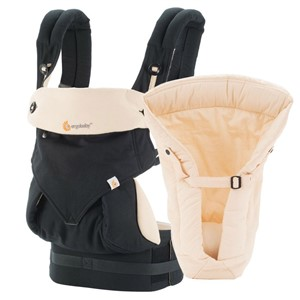 Ergo Baby 360 0+ Carrier Kanguru Set