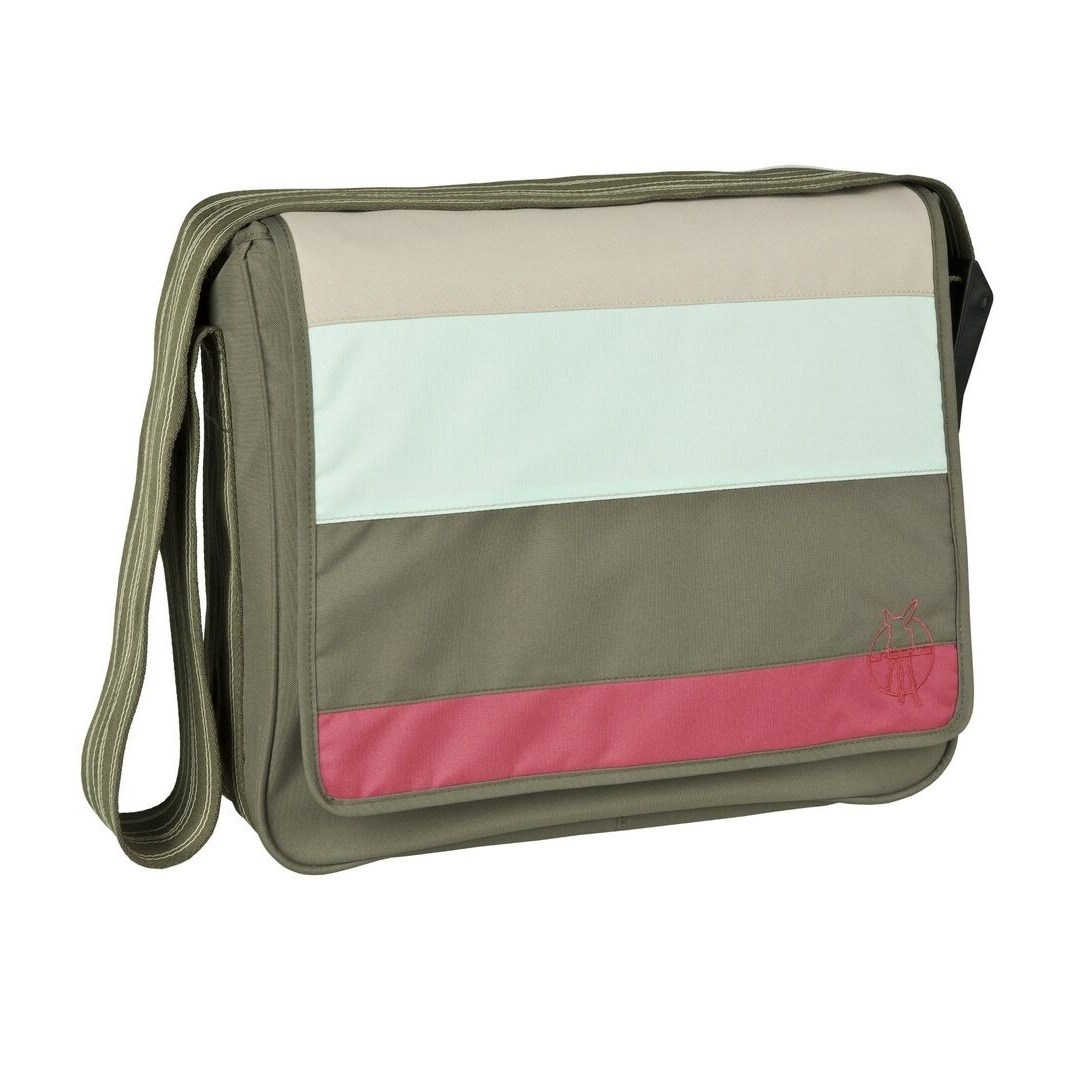 Lassig Cassual Messenger Bag Stripes