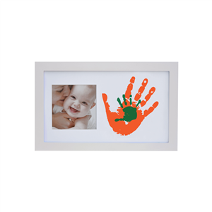 Baby Memory Prints Paint Wall-Beyaz