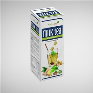 Naturpy Milk Tea 250 gr