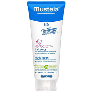 Mustela Body Lotion With Cold Cream 200 ml