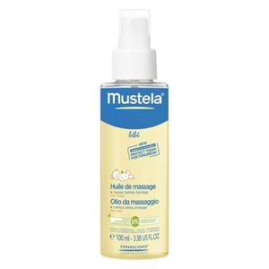 Mustela Massage Oil 100 ml Standart