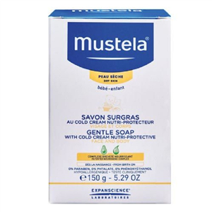 Mustela Gentle Soap with Cold Cream Sabun 150 gr Standart