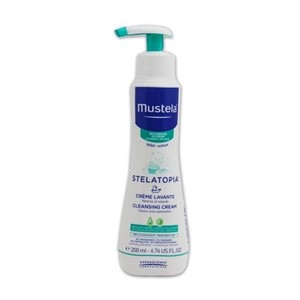 Mustela Stelatopia Cleansing Cream Shampoo  200ml