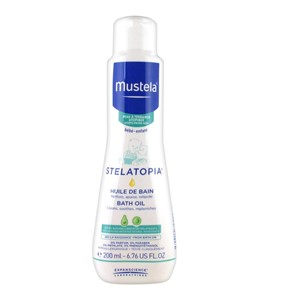 Mustela Stelopia Milky Bath Oil 200 ml