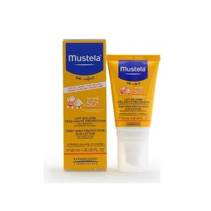 Mustela Very High Protectıon Sun Lotıon 50+  (40 ml)
