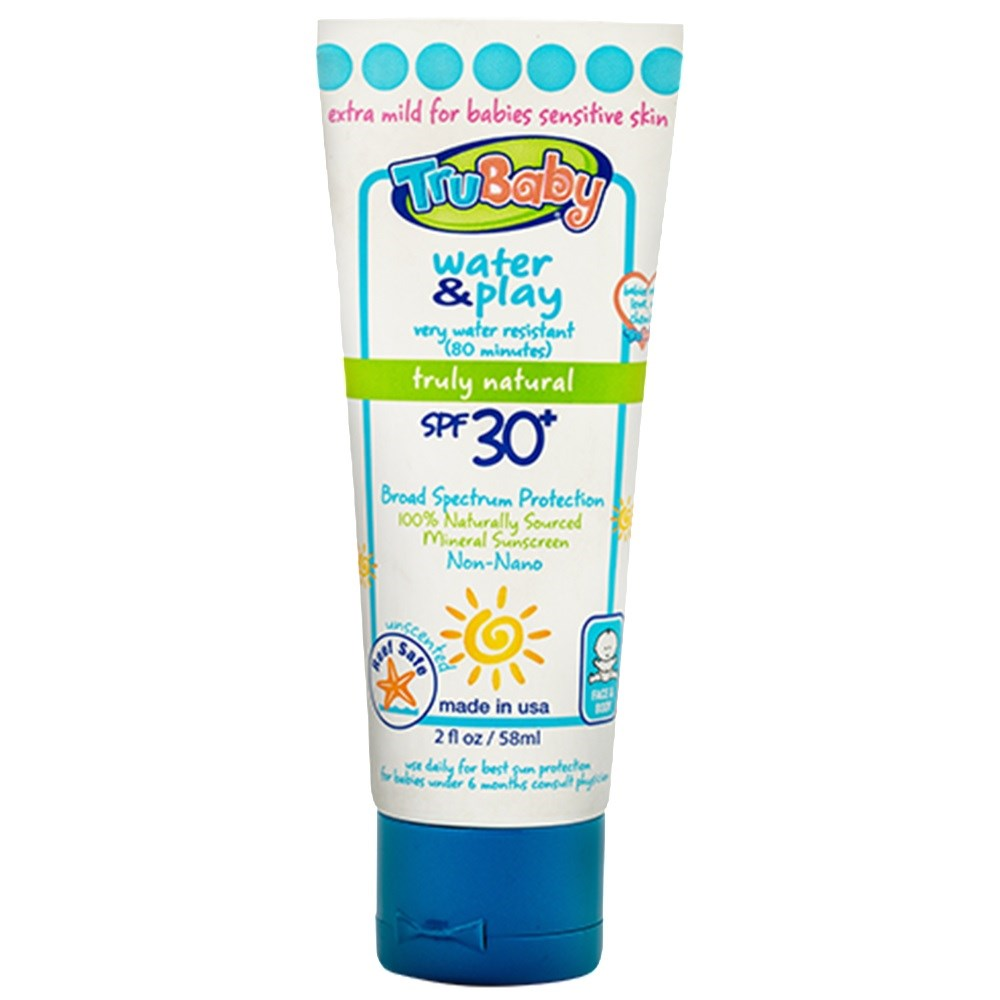 TruBaby Water Play Güneş Lotionu Sport 30 Faktör 58 ml