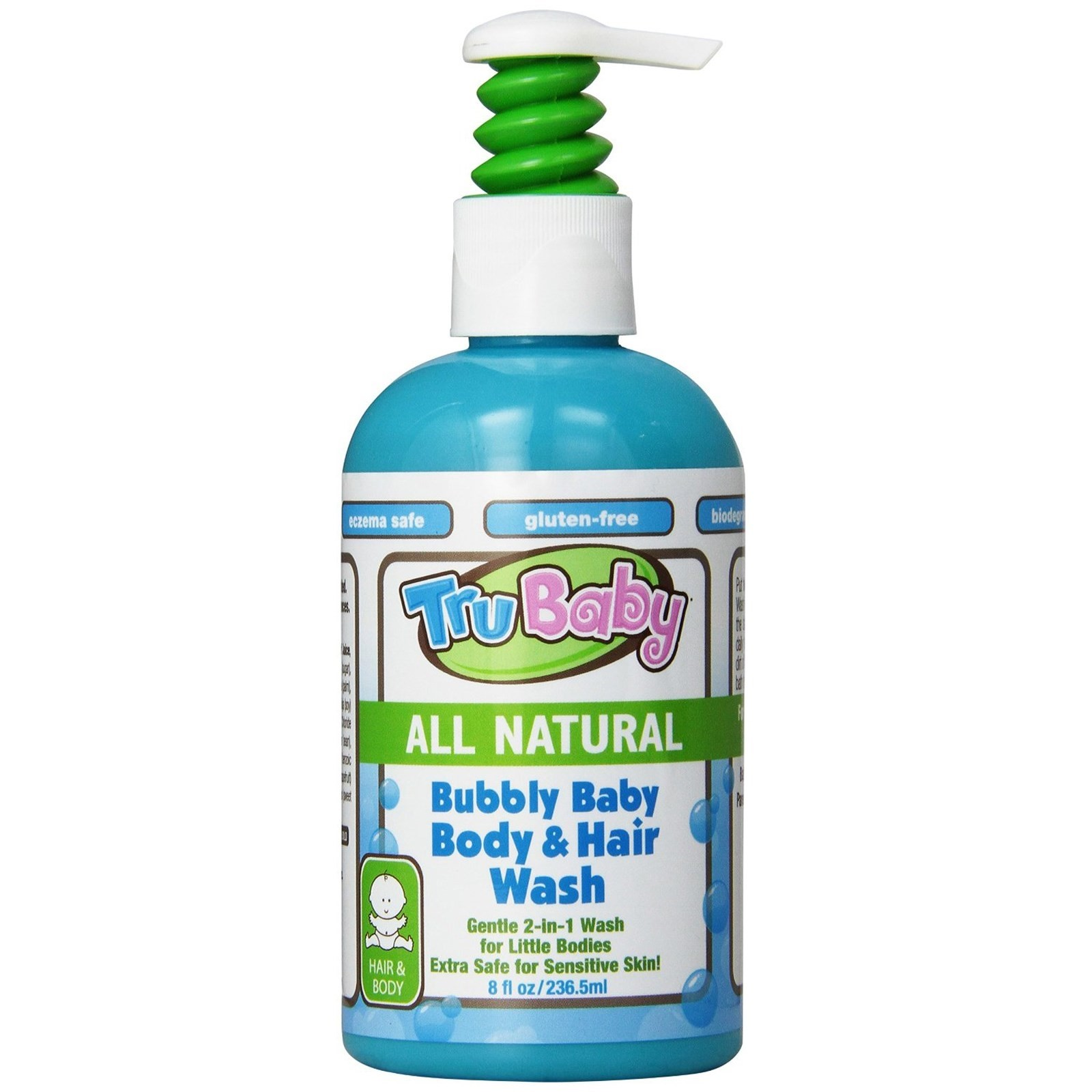TruBaby Bubbly Baby Body&Hair Wash