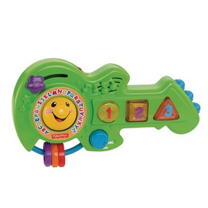 Fisher Price L&L Eğitici Gitar