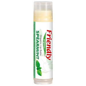 Friendly Organik Dudak Koruyucu Lip Balm-Naneli