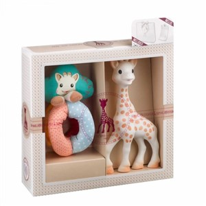 Sophie The Giraffe Sophiesticated Early Learning Set