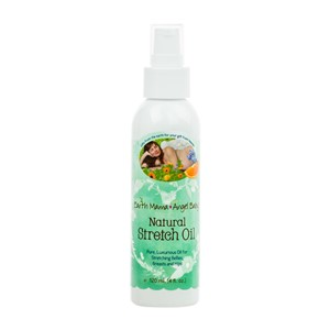 Earth Mama Natural Stretch Oil 120 ml