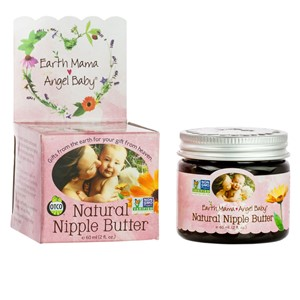 Earth Mama Natural Nipple Butter 60 ml