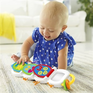 Fisher Price Süprizli Tırtıl