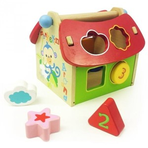 Fisher Price Eğitici Evim