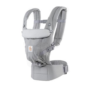 Ergo Baby Adapt Carrier Kanguru Pearly Grey