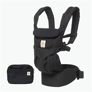 Ergo Baby Omni 360 Carrier Kanguru Pure Black