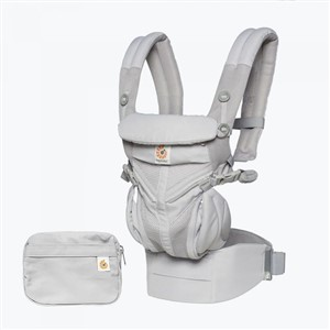Ergo Baby Omni 360 Cool Air Kanguru Pearl Grey
