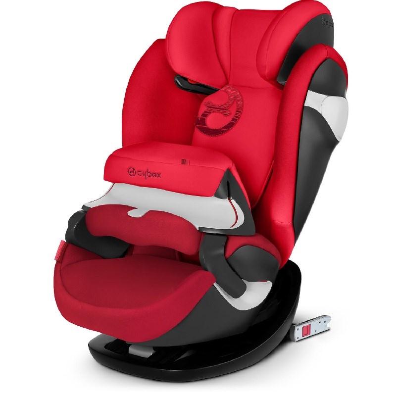 cybex pallas m fix 9 36 oto koltu u rebel red standart. Black Bedroom Furniture Sets. Home Design Ideas