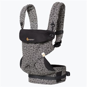 Ergo Baby 360 Carrier Kanguru - Limited Edition - KH Black