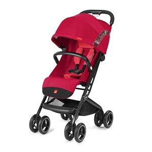 Cybex GB QBIT PLUS Bebek Arabası Cherry Red Standart