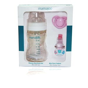 Mamajoo Mini Hediye Seti 250 ml Pembe
