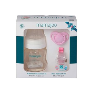 Mamajoo Mini Hediye Seti 150 ml Pembe