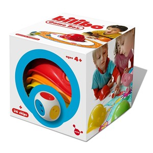 Moluk Design Bilibo Game Box 4 Yaş+