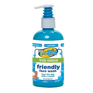 TruKid Friendly Face Wash - Çocuk Yüz Yıkama Jeli 236.5 ml