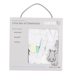 Cheeky Chompers Little Box of Cheekiness - Cheeky Hippo