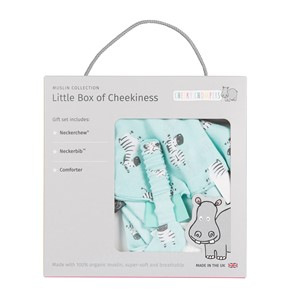 Cheeky Chompers Little Box of Cheekiness - Zebra Dreams