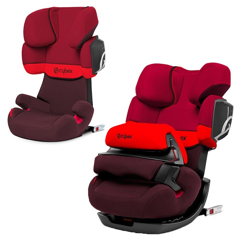 cybex pallas 2 fix 9 36 oto koltu u rumba red standart. Black Bedroom Furniture Sets. Home Design Ideas