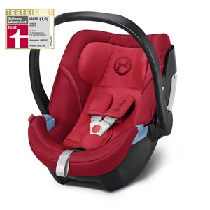 Cybex Aton 5 Ana Kucağı Rebel Red