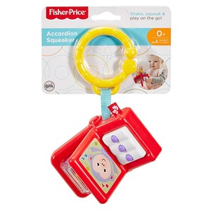 Fisher Price Akordeon Çıngırak 0 Ay+ Standart