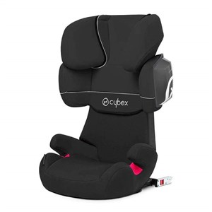 Cybex Solution X2-Fix İsofix 15-36 Oto Koltuğu Pure Black