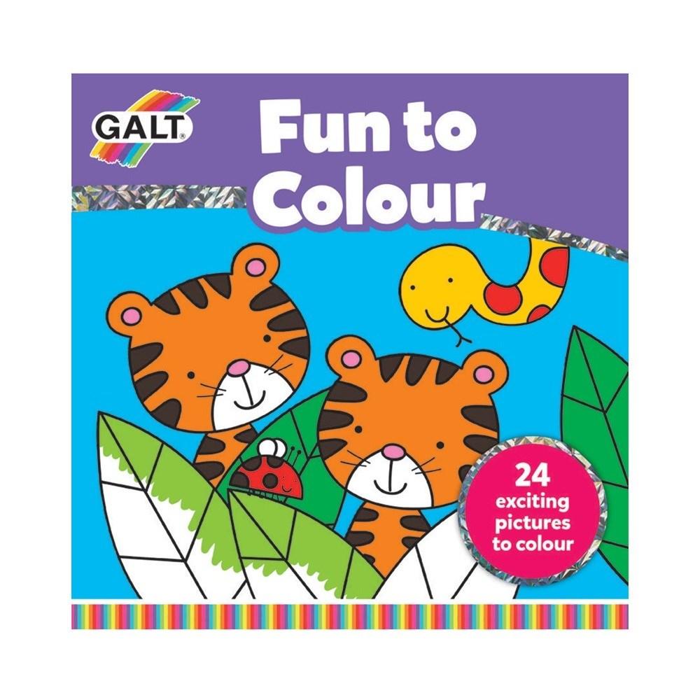 Galt Fun To Colour Boyama Kitabi 3 Yas Standart Bebekhouse Com Da