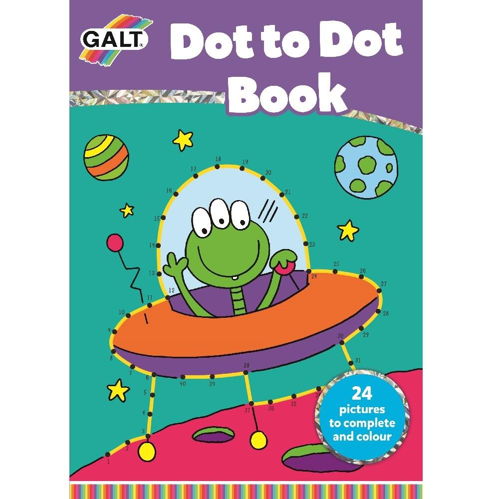 Galt Dot To Dot Boyama Kitabi 5 Yas Standart Bebekhouse Com Da