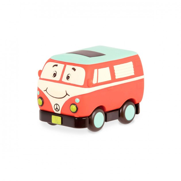 B Toys Mini Retro Van Araba