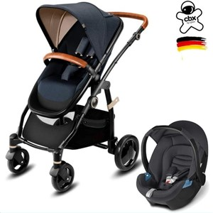Cybex CBX Leotie Lux Bebek Arabası - Aton Travel Set