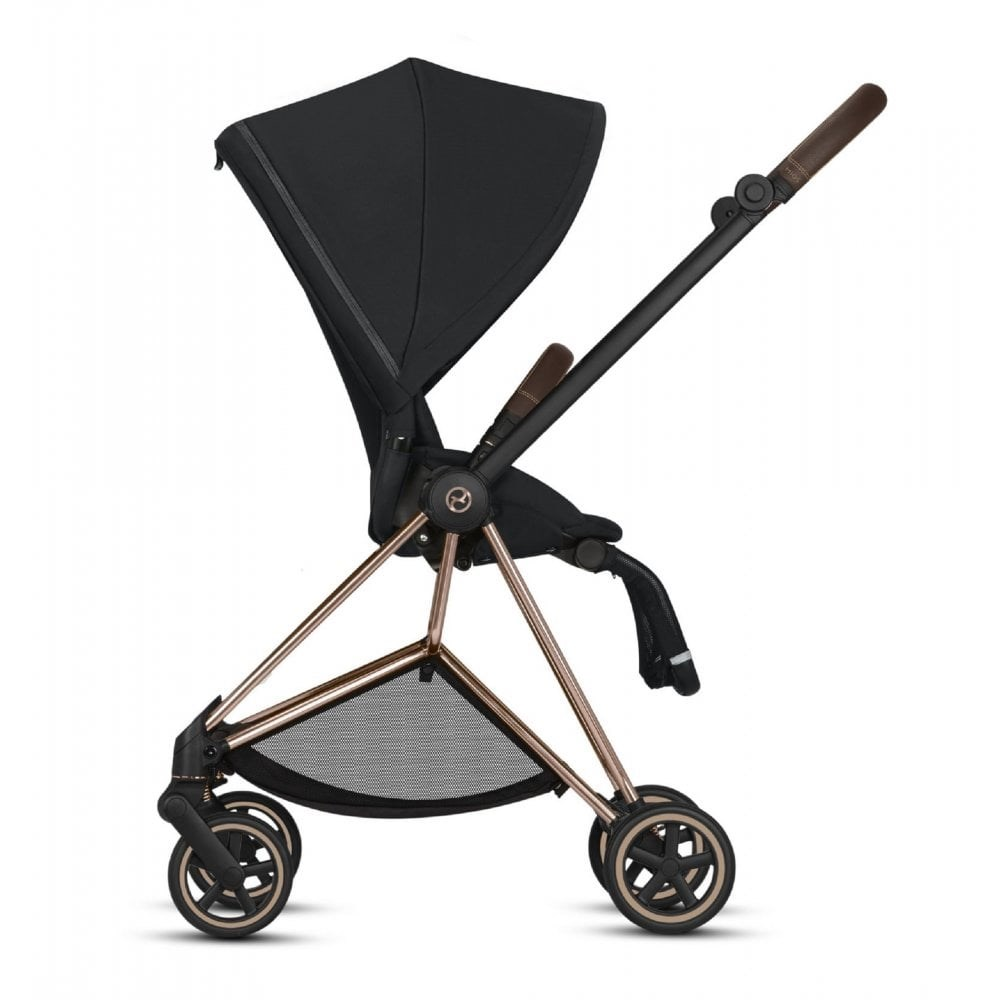 Cybex Mios Bebek Arabası Rose Gold - Black Plus