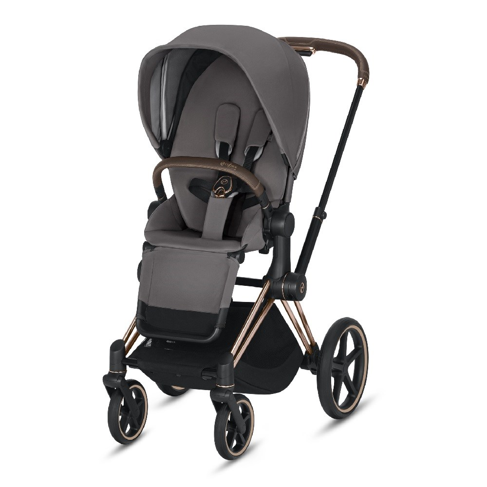 Cybex Priam Bebek Arabası Rose Gold - Grey Plus