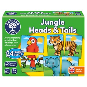 Orchard Jungle Heads Tails Game 18 Ay +