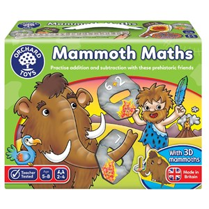 Orchard Mammouth Maths 4-8 Yaş +