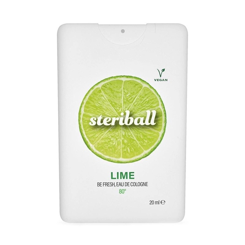 Steriball Lime Kolonyası 20 ml
