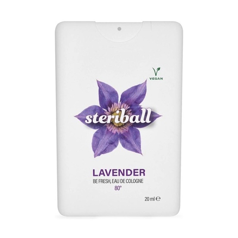 Steriball Lavanta Kolonyası 20 ml
