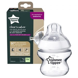 Tommee Tippee Closer To Nature Biberon 150 ml Beyaz